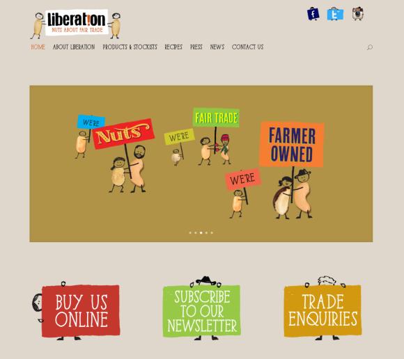 LIBERATION WEB