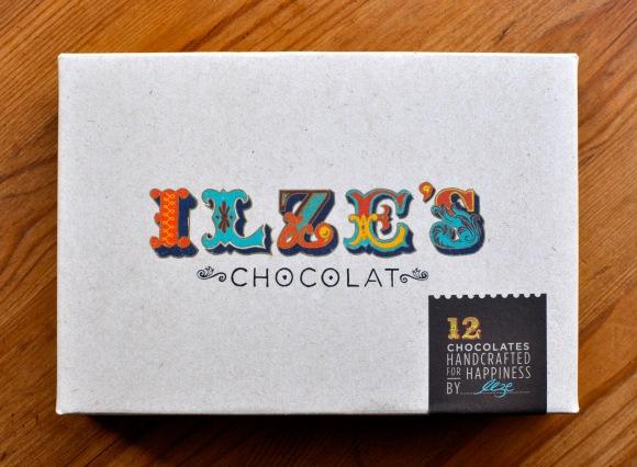 ILZES CHOCOLATE OVERHEAD