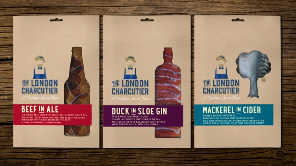 THE LONDON CHARCUTIER PACKAGING RANGE_LR