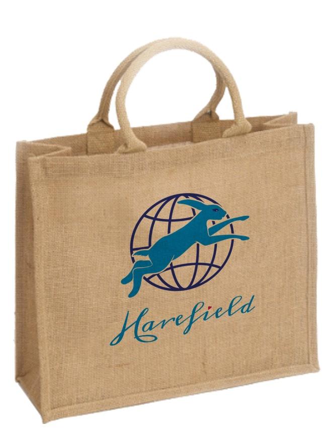 HAREFIELD JUTE BAG