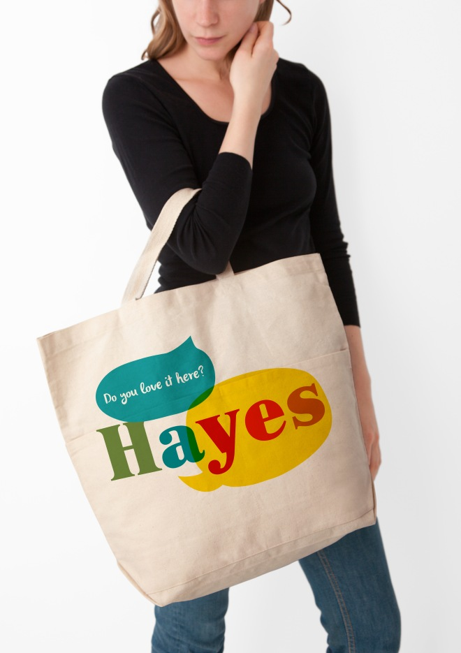 HAYES BAG CONCEPT Designed by Good People